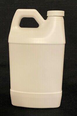 2 Liter Plastic Jugs - F Style Handle - Box Of 32