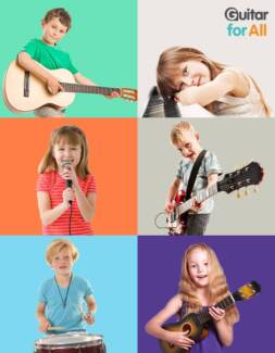 Guitar & Music Lessons in your home!