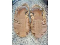 Shoes leather NEW
