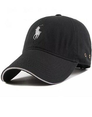 POLO BY RALPH LAUREN PONY BASEBALL GOLF CAP ONE SIZE ADJUSTABLE