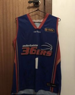 Adelaide 36ERS jersey 2013