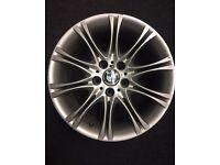 """18"""" BMW MV2 Rear Alloy Wheel for E46"""