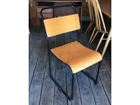 Stacking Chairs - Restaurant / Cafe
