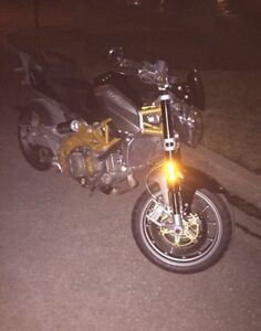 Aprilia shiver 2009 750cc ($4300 negotiable)