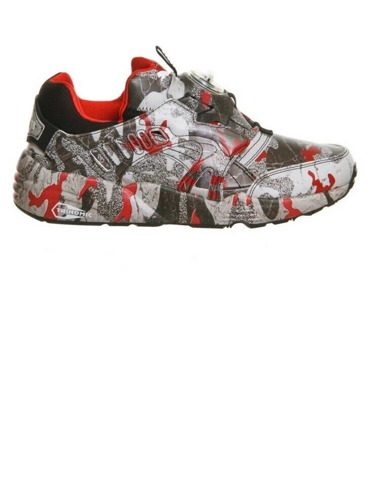 Men Shoes | Puma Disc Blaze Trainers (Mens) Camo X Trapstar | Puma Trainers | in Slough, Berkshire | Gumtree