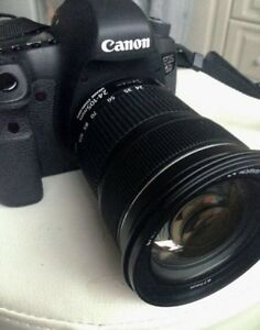 Canon 24-105mm lens