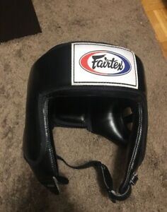 Boxing fairtex headgear