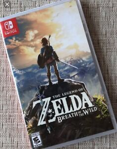 Looking to trade Breath of The Wild for another Switch game
