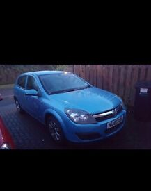 Vauxhall astra 1.6 semi automatic