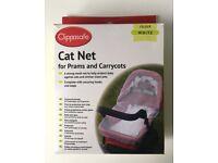 Cat net for prams