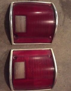 70s/80s Chevy taillights