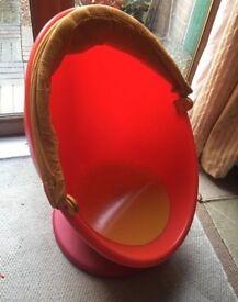 IKEA Swivel Egg chair (Lomsk) for sale