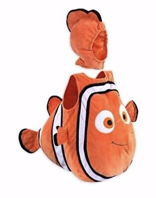 NWT Disney Store Finding Nemo Plush Halloween Costume 6 month Baby](Nemo Infant Costume)