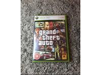 Grand theft auto IV ( Xbox 360 Game)