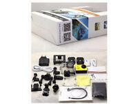 Sport camera SJ7000 WiFi 1080P Action Camera 1080P Full HD 2.0 LCD 30m Waterproof