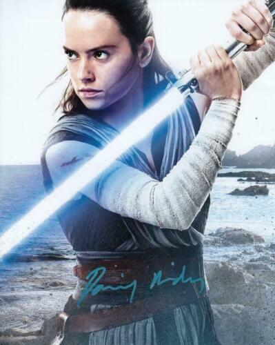 Daisy Ridley ( Star Wars ) Autographed Signed 8x10 Photo Reprint