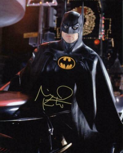 Michael Keaton *batman, Bruce Wayne* Autographed Signed 8x10 Photo Reprint