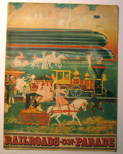 Railroads on parade 1939