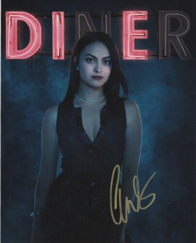 Camila Mendes Riverdale Autographed Signed 8x10 Photo COA #0A20