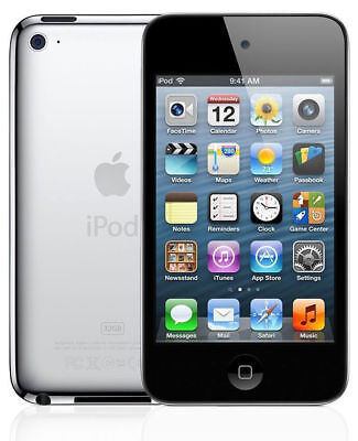 Apple iPod Touch Wi-Fi Digital Music/Video Player Camera 4th Gen 8 16  32 64 GB