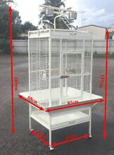 Warehouse direct white 165cm bird cage with gym Riverwood Canterbury Area Preview