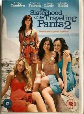 The Sisterhood Of The Traveling Pants 2 DVD- A9