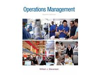 Operations Management by William J. Stevenson 12th Edition ISBN-10 0078024102 ISBN-13 9780078024108