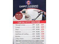 Carpet cleaning d&k