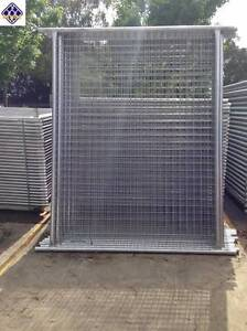 Heavy duty temporary /buliding/site fence 2.1 m*2.4 m $48 inc GST Arndell Park Blacktown Area Preview