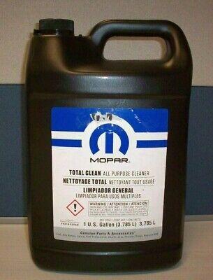 All Purpose Cleaner Gallon Bottle (Jeep Dodge Ram Chrysler Mopar All Purpose Cleaner Total Clean 1 Gallon Bottle  )