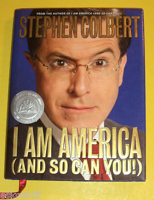 I Am America    So Can You  2007 Stephen Colbert Biography Nice Pictures See