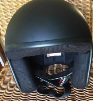 M2R Helmet With Helmet Cover (Excellent Condition)