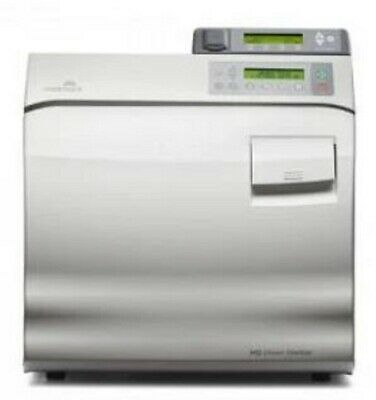 Midmark Ritter M11-042 Autoclave Automatic Sterilizer Steam W Free Printer