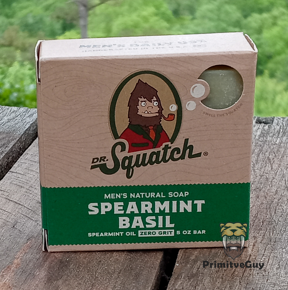 Spearmint Basil