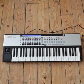 Novation 49 SL MK2 Midi Keyboard controller