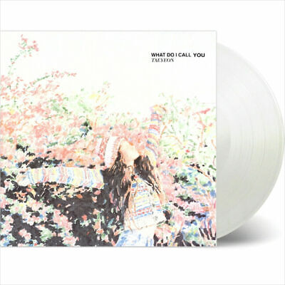 Taeyeon - WHAT DO I CALL YOU (4TH Mini Album) LP Ver. Vinyl Limited Edition