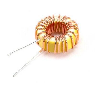 10pcs Inductor Coils 33uh 3a Toroidwire-woundmagnetic Ring Inductor Lm2596