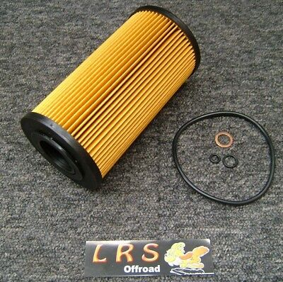 Range Rover P38 2.5TD BMW Diesel Oil Filter Element - STC3350 Bearmach