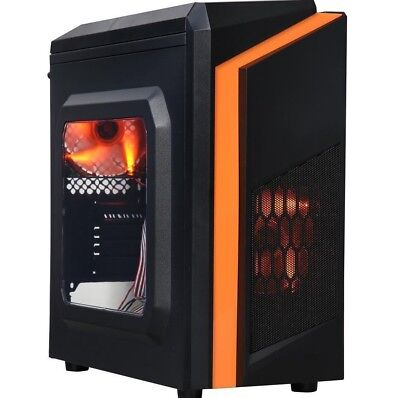 10-Core Gaming Computer Desktop PC Tower 2 TB Quad 8GB R7 Graphic CUSTOM BUILT
