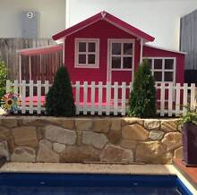 Tuff Cubbies Grand Malibu Timber Kids Cubby House Toy Playhouse Kingswood 2747 Penrith Area Preview