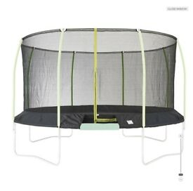 14ft Challenger Trampoline - TS0343 (new parts added)