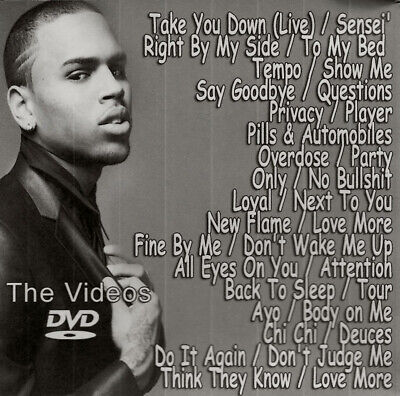 Best Of CHRIS BROWN DVD VIDEO Compilation Mix (Best Of Chris Brown)