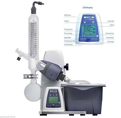 Scilogex Re-100 Pro Digital Rotary Evaporator Rotavapor No Glassware 61110201