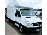 Moving House? Call The Move Men! Luton Van available now!