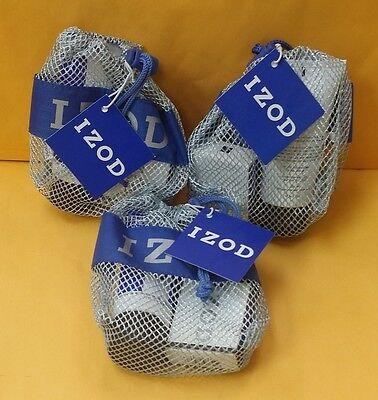 3 Mini Set Izod Cologne By Phillips Van Heusen Men 0 25 Oz Edt   After Shave Bag