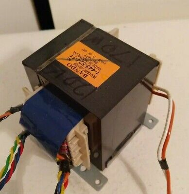 170w Transformer Bando Receiver Power Supply 120v