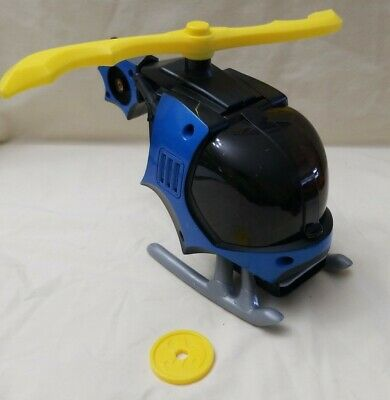 Fisher Price Imaginext DC Comic Super Friends Batcopter M5651 Batman Helicopter