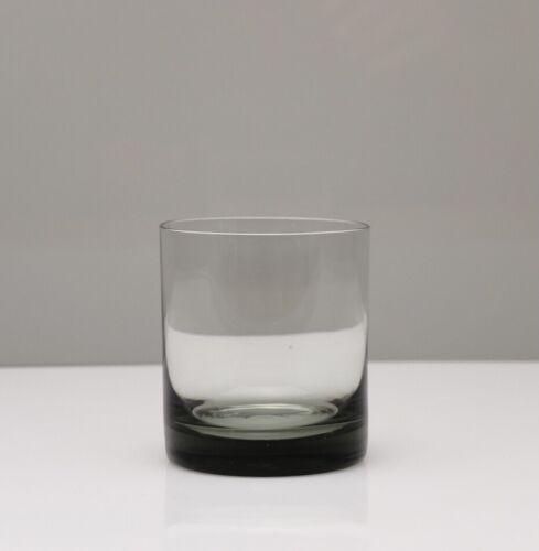 "Homlegaard Crystal Canada Smoke Cut Whisky Glass or Glasses 3 1/8"" 8cm Tall"