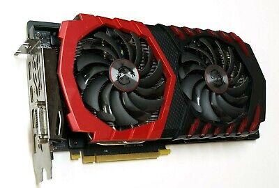MSI GeForce GTX 1060 6 GB Gaming X Graphics Card