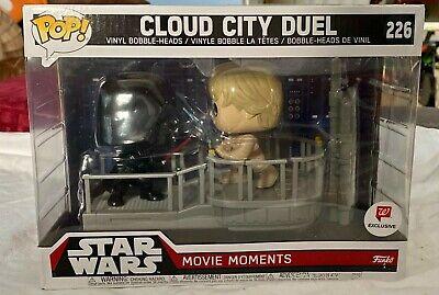 Funko Star Wars Cloud City Duel Luke and Darth Vader #226 Walgreens Exclusive